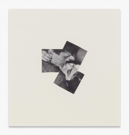 John Stezaker, The Word Made Flesh IV (Photoroman)