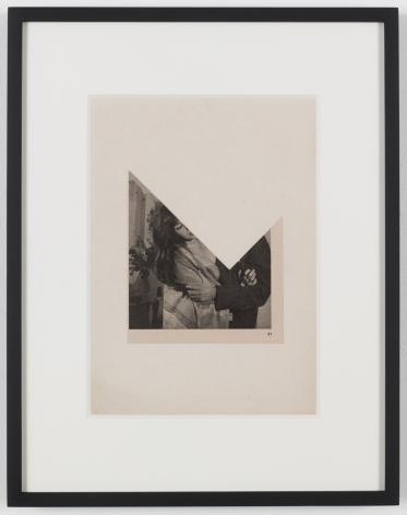 John Stezaker, Kiss I (Photoroman)