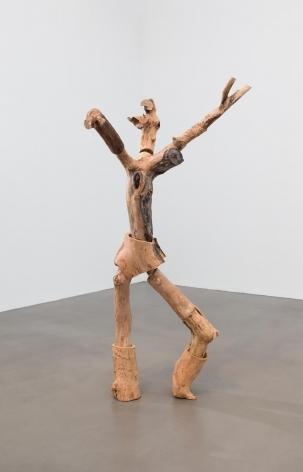 Nicola Tyson Dancing Figure #2