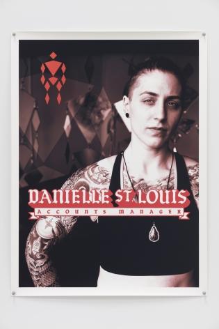 Dana Hoey, Danielle St. Louis