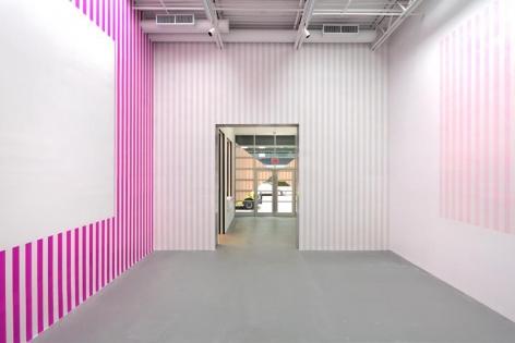 Daniel Buren Installation view 8