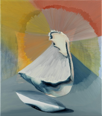 Schelper 2016 Oil on canvas