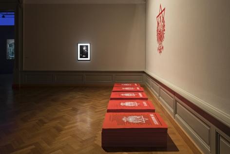 Trembling Times,Musée Cantonal des Beaux-Arts, 2017, Installation view