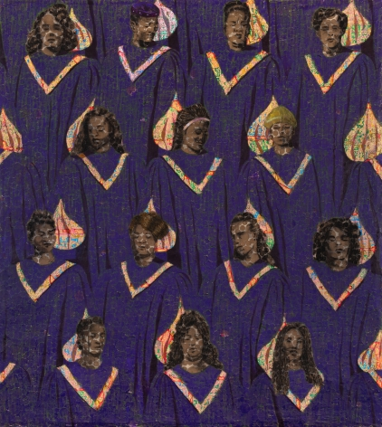 Derek Fordjour, Chorus of Maternal Grief