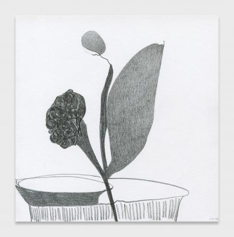 Nicola Tyson, Despondent Bouquet, Confusing Vase