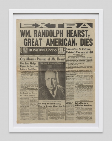 Herald Express Newspaper, a Hearst publication, Tuesday August 14, 1951