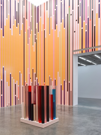 Machines do not make us into machines, White Cube, 2018, Installation view