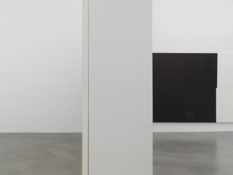 Wade Guyton Installation view 14