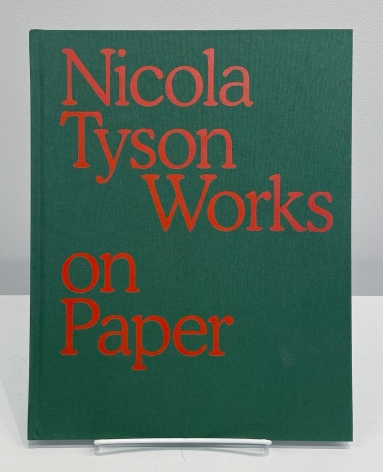 Nicola Tyson, Works on Paper, limited edition
