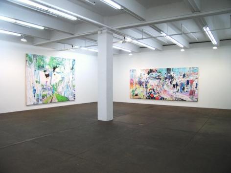 Corinne Wasmuht Installation view