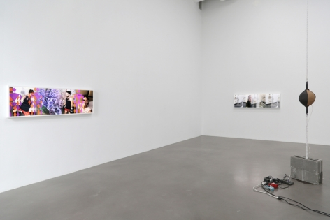 Dana Hoey: Dana Hoey Presents, Petzel Gallery, 2019  Installation view