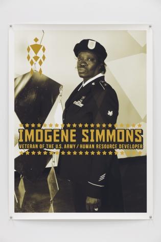 Dana Hoey, Imogene Simmons