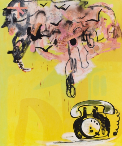 Charline von Heyl, Dial P for Painting