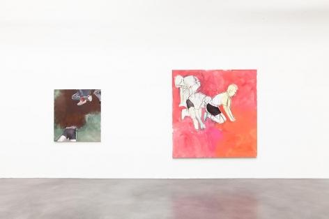 Thomas Eggerer Installation view 13