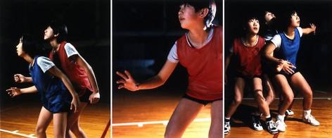 Kumi Nanjo & Marie Komuro, Rie Ouchi, Atsuko Shinkai, Eri Kobayashi, & Naomi Hasegawa