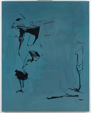 Spirit 2009 Oil on canvas