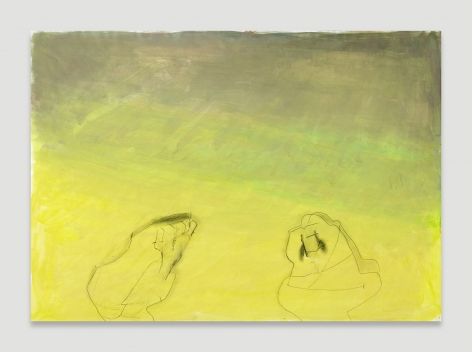 Maria Lassnig, Untitled