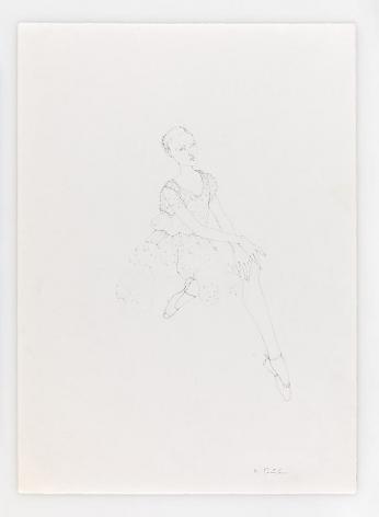 Sitting Dancer 2010