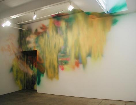 Katharina Grosse Untitled