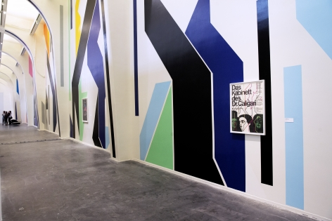 Odysseus Factor, Ullens Contemporary Center for the Arts, 2018, Installation view