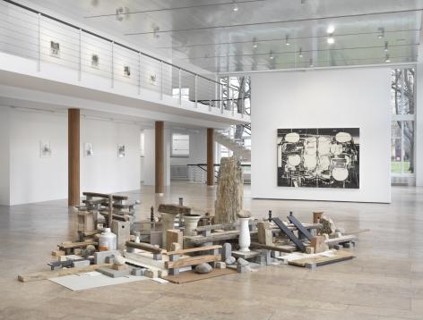 199X Storm Garden, Capitain Petzel, 2019, Installation view