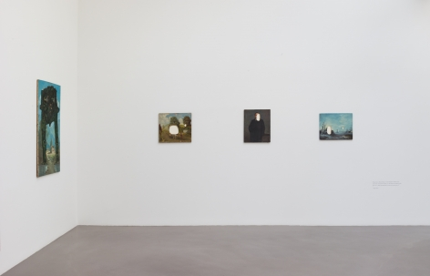 Strategic Vandalism: The Legacy of Asger Jorn's Modification Paintings Installation view