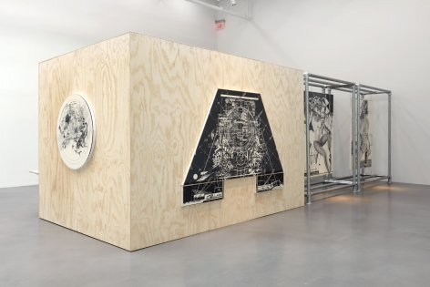 They Live, Petzel Gallery, 2020 , Installation view