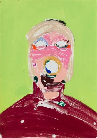 Portrait Head #65
