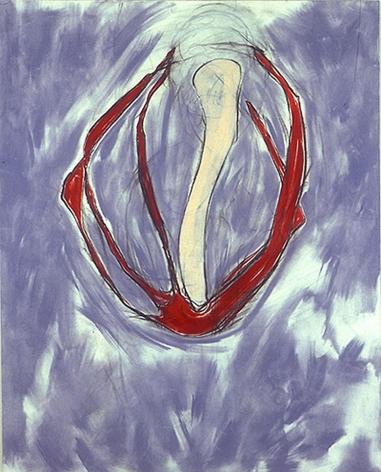 Opening 1999 Acrylic on canvas