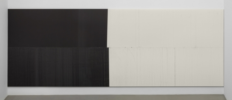 Wade Guyton Installation view 3