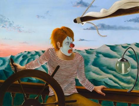Around the World Alone (Boy Skipper - Dawn)