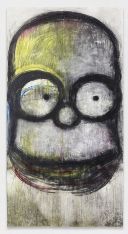 Joyce Pensato, Underground Homer