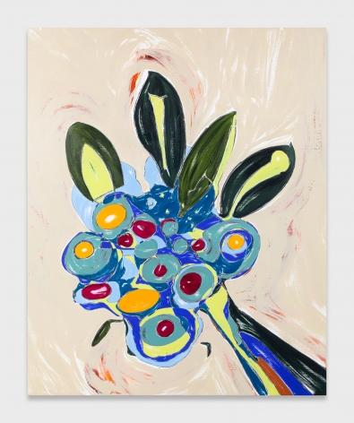 Nicola Tyson, Bouquet 3