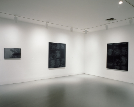 Day For Night, Whitney Biennial, 2006  Installation view