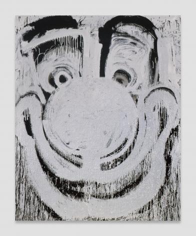 Joyce Pensato, Silver Clown