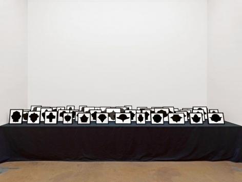 Encore,Musée d'art Moderne et Contemporain, Geneva, 2014, Installation view