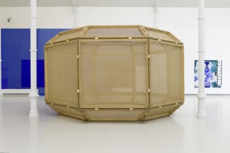 Heimo Zobernig, Museo Nacional Centro de Arte Reina Sofia, 2012  Installation view