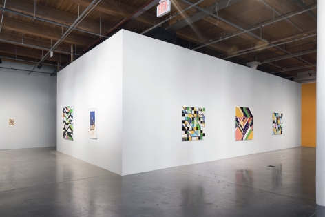 Sawdust and Tinsel, Contemporary Arts Center, 2018, Installation view