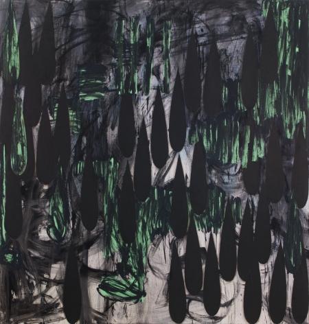 Charline von Heyl, The Floodsubject
