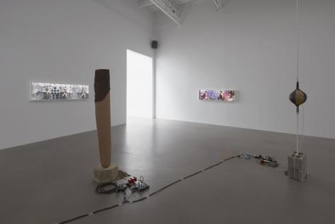 Dana Hoey: Dana Hoey Presents, Petzel Gallery, 2019, Installation view