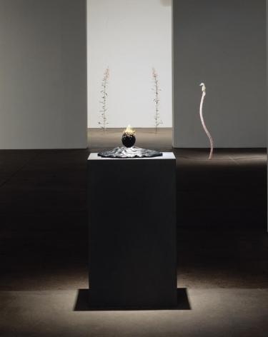 New Sculpture Installation view