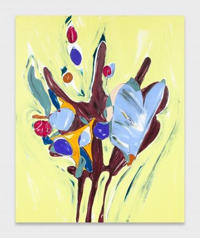 Nicola Tyson, Bouquet 4