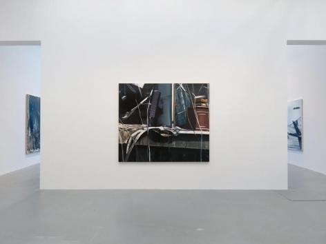 Dirk Skreber Installation view 6