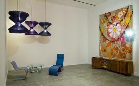 Jorge Pardo: House, Museum of Contemporary Art North Miami, 2008  Installation view