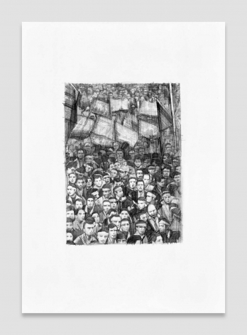 Rirkrit Tiravanija, Untitled(Demonstration No. 193)