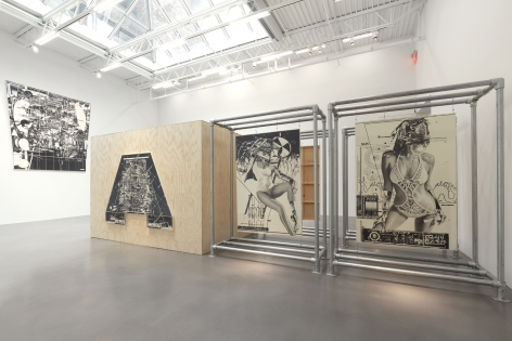 Hiroki Tsukuda  They Live  Installation view  2020
