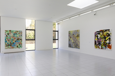 Snake Eyes,Museum Dhondt Dhaenens, 2018, Installation view