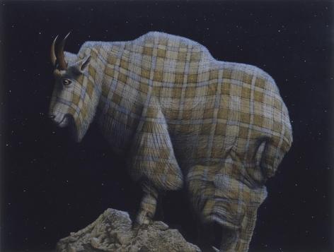 Sean Landers An Argument for Solipsism (Mountain Goat)
