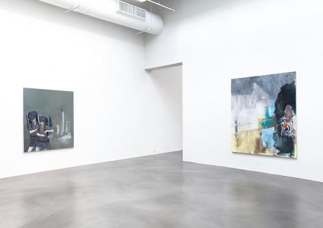 Thomas Eggerer Installation view 4