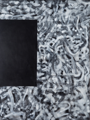 Ross Bleckner, Flag (for the no nation)